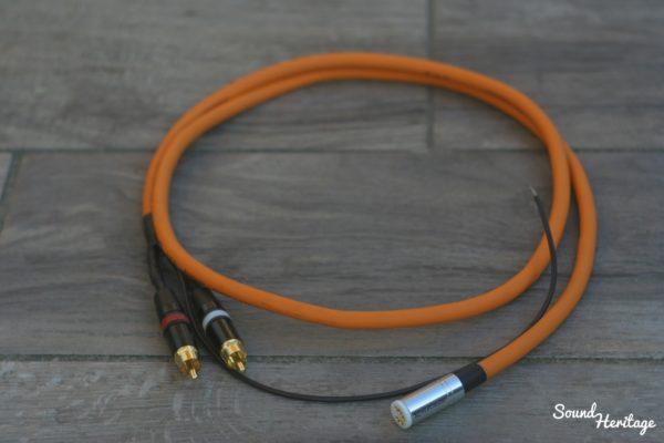 Cable de modulation