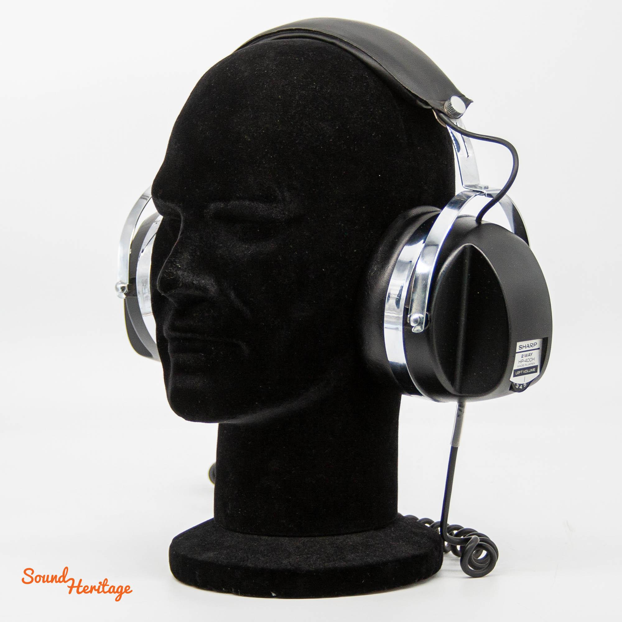 Vente casque Hifi d'occasion Sharp HP-400H